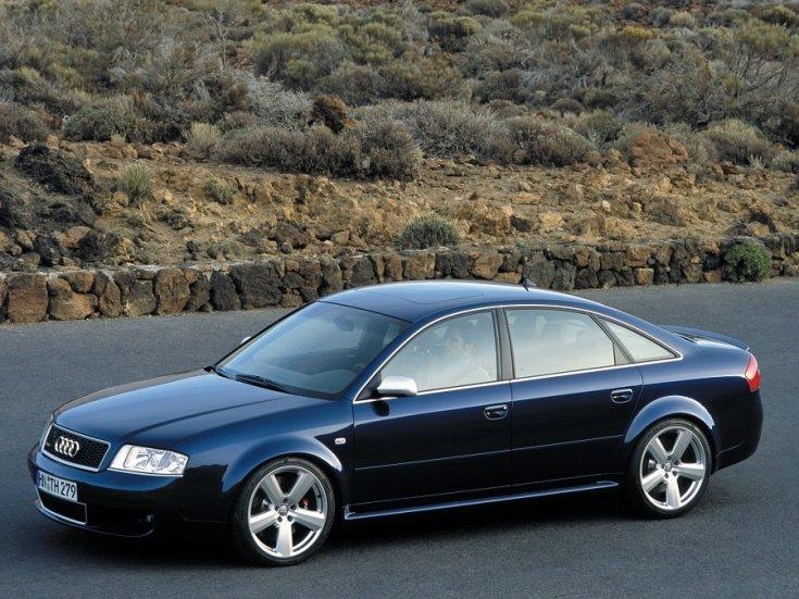 Audi RS5 C5
