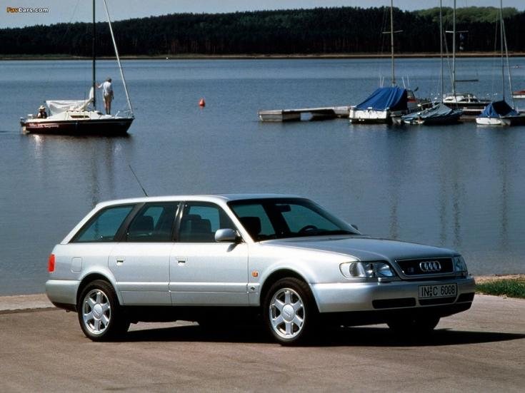 Audi S6 C4 Avant