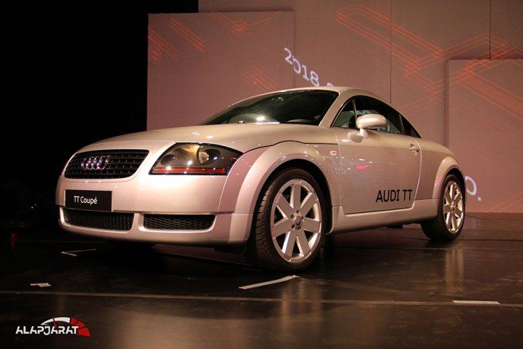 Az első generációs Audi TT