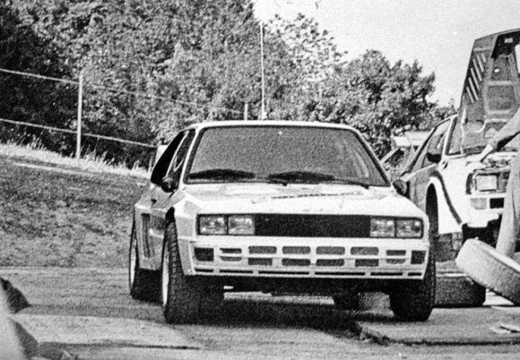 Középmotoros Audi Sport Quattro
