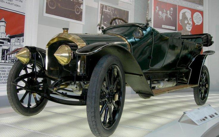 első Audi
