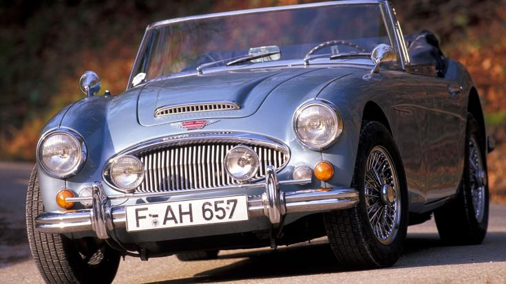 Austin Healey 3000 (1966)