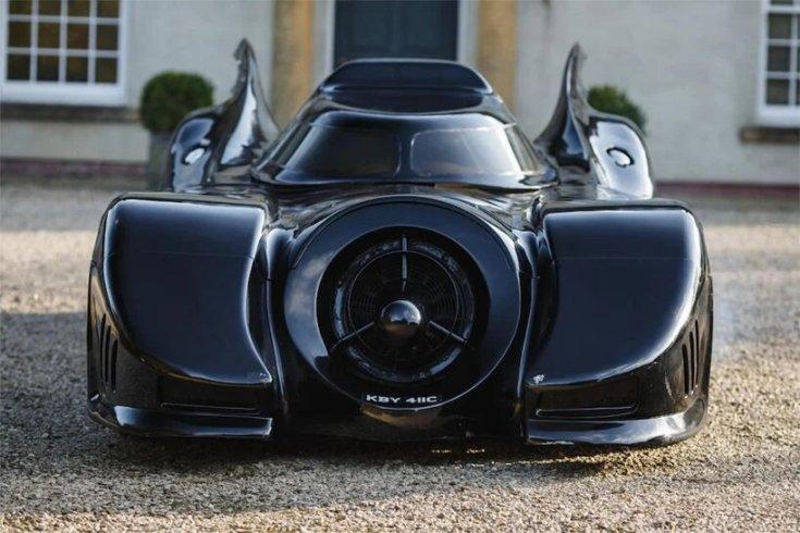 Batmobile-replika