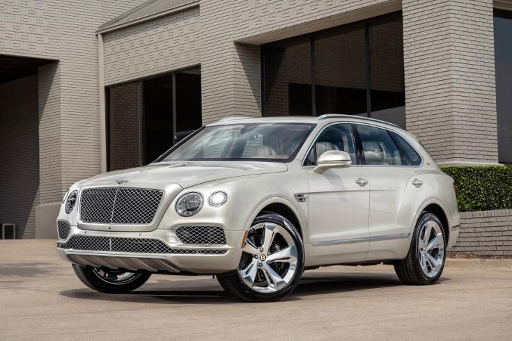 Bentley Bentayga Stetson Edition