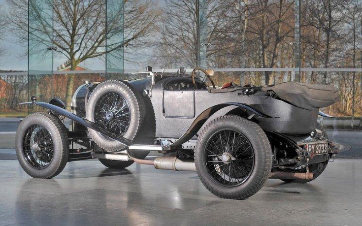 első Bentley