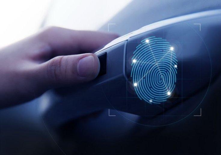 Biometrikus azonosítás