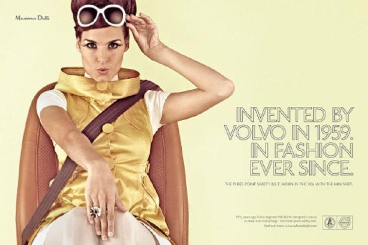 Volvo reklám