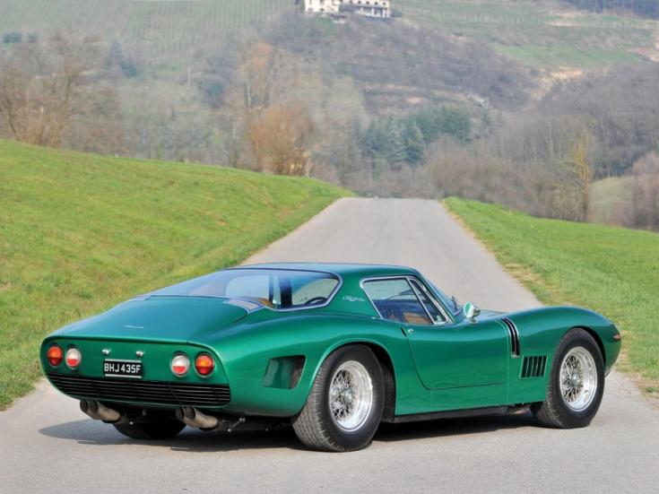 Bizzarrini 5300 GT Strada