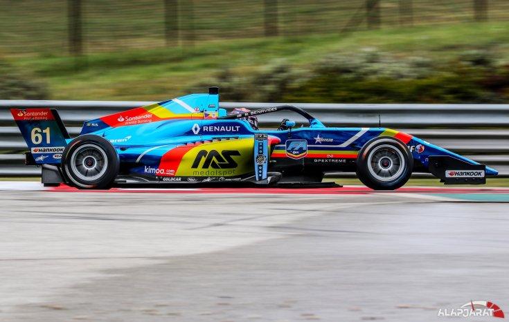 FFSA F4 Hungaroring