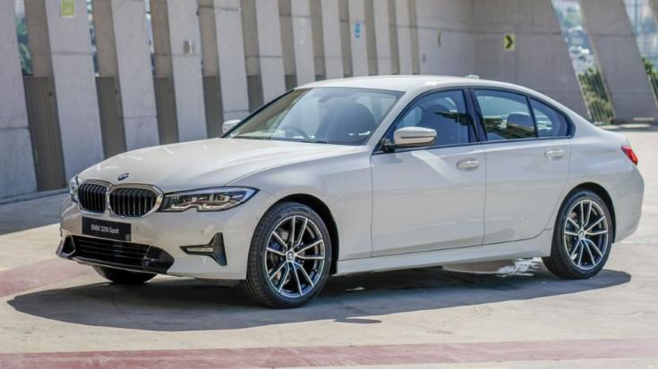 BMW 320i G20
