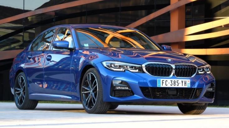 BMW 3-as sorozat 320d xDrive 2020