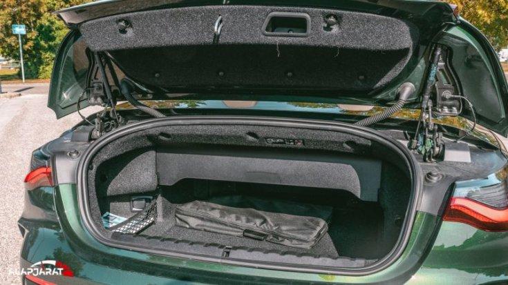 bmw m440i cabrio xdrive teszt alapjarat