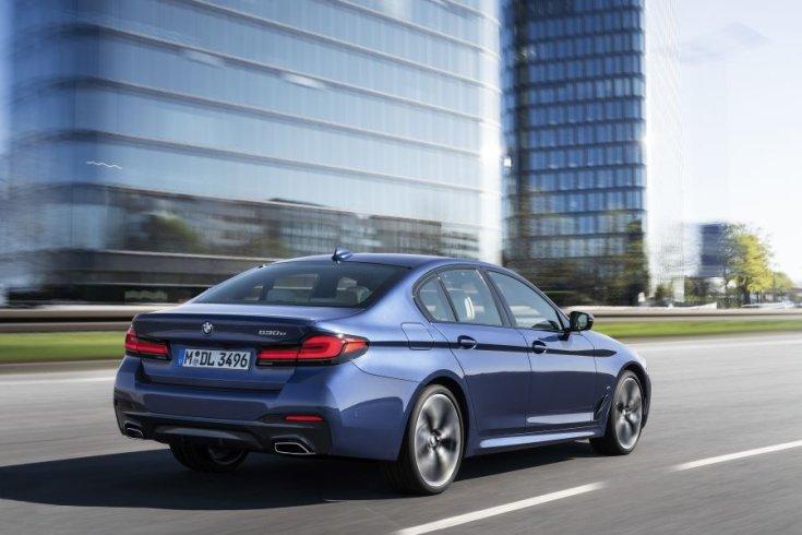 BMW 530d 2020