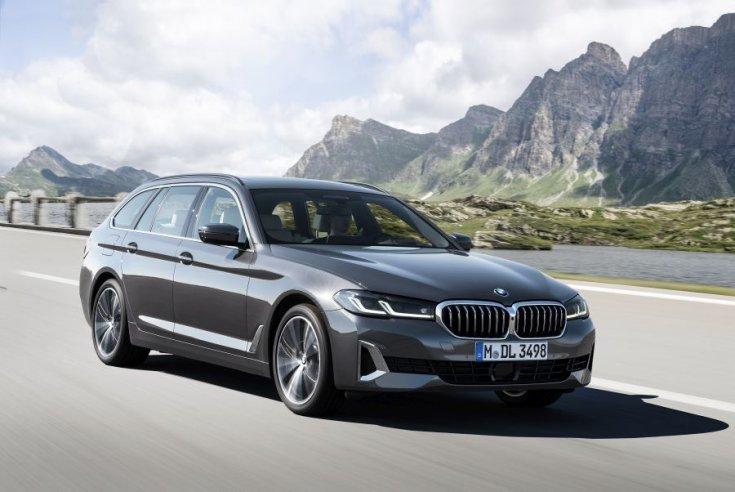 BMW 5 Touring 2020