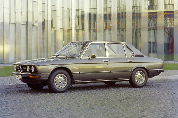 BMW 528i E12