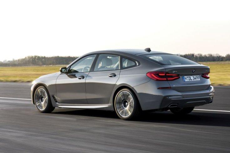 BMW 6 GT 2020