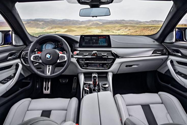 BMW beltér