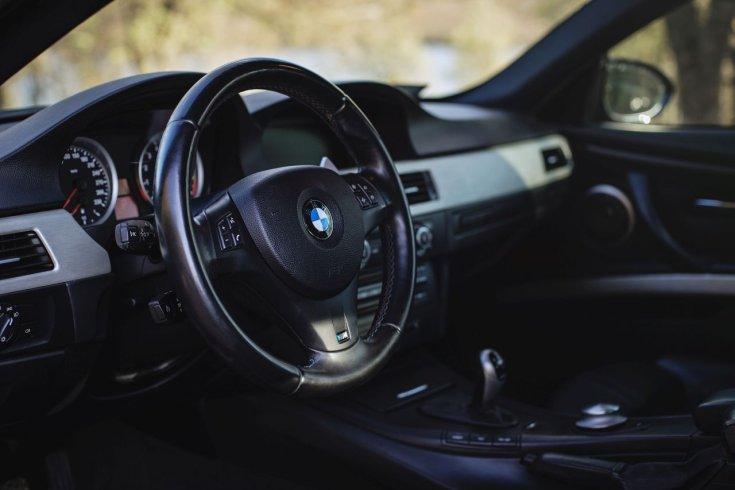 BMW E92 M3 - Alapjárat