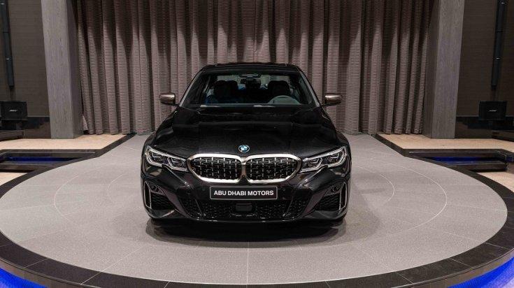 BMW M340i Abu Dhabi Motors