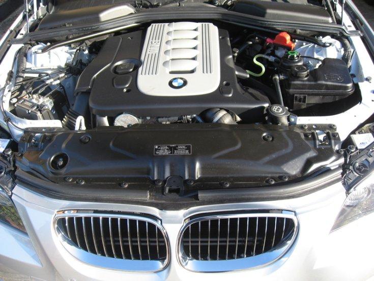 BMW M57D30 dízelmotor