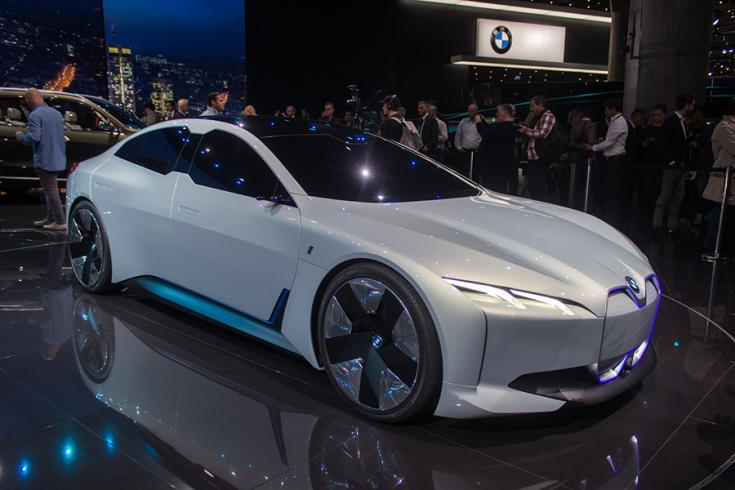 A BMW i Vision Conceptje