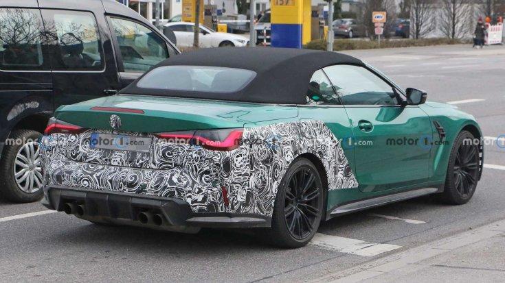 Az új BMW M4 kabrió