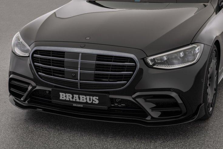 Brabus-féle S-osztály