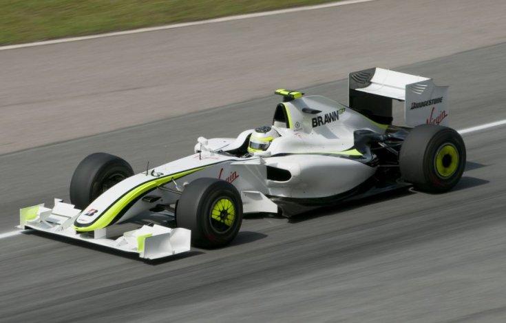 Hamilton a McLaren színeiben 2009-ben