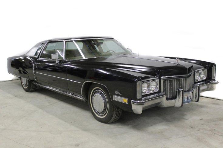 1972-es Cadillac Eldorado