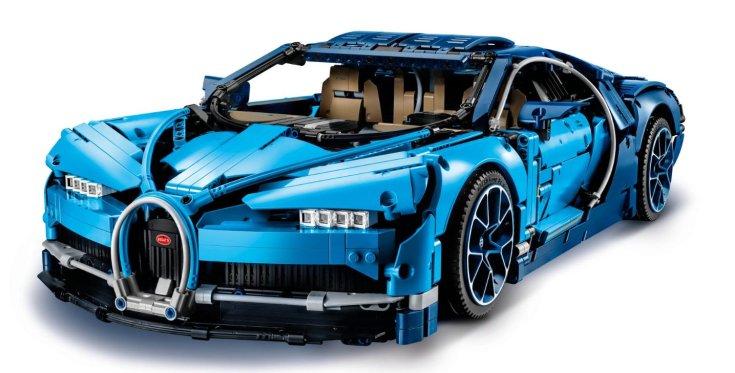 Technic LEGO Bugatti Chiron