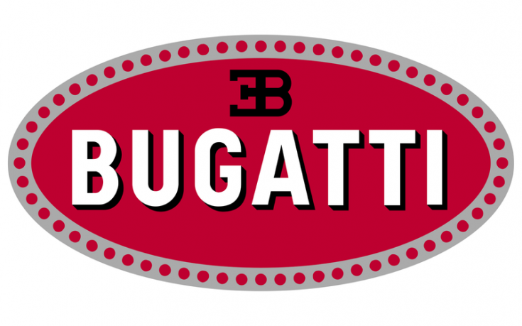 Bugatti embléma