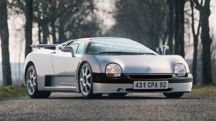 Bugatti Twingo orral