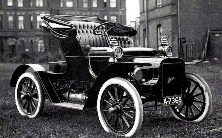 első Cadillac