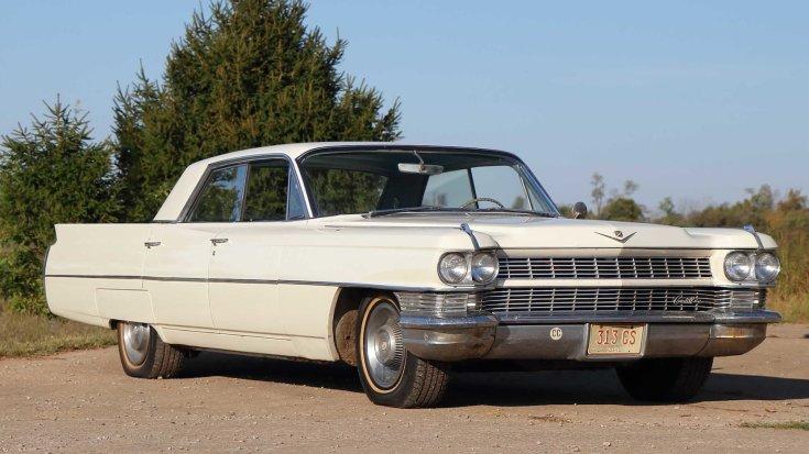 1964-es Cadillac Sedan De Ville