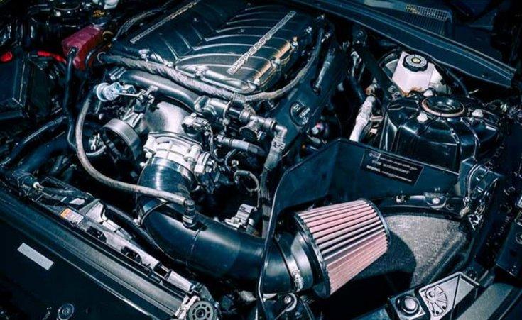 Chevrolet Camaro Hennessey The Exorcist V8