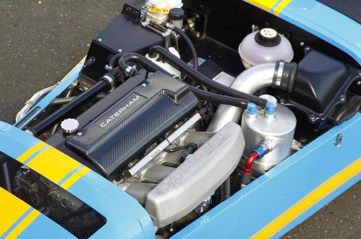 Caterham 7 motor
