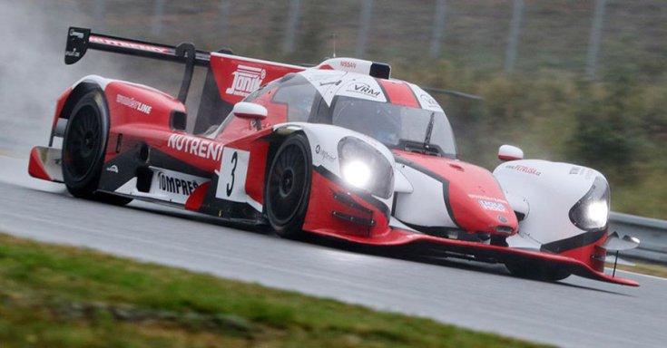 A Janík Motorsport LMP3-asa Brnóban