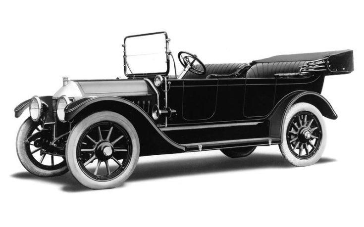 első Chevrolet