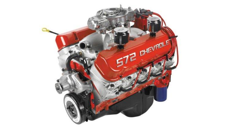 Chevrolet 572/720R