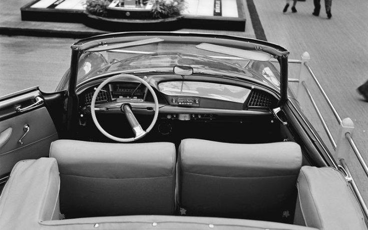 Citroën DS belső