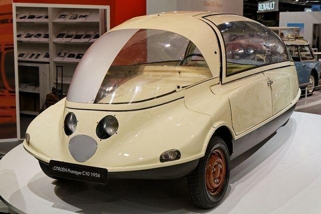 Citroën Prototype C