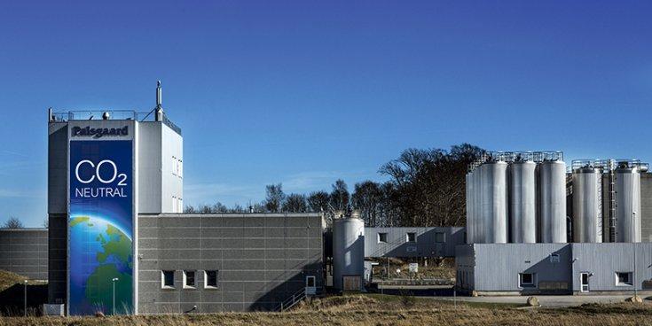 CO2-semleges gyár