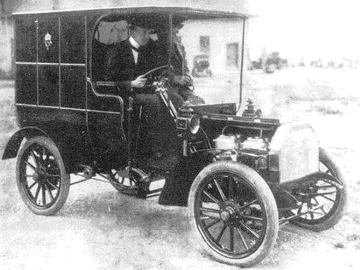 az első magyar autó