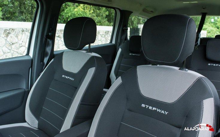 Dacia Lodgy Teszt - Alapjárat