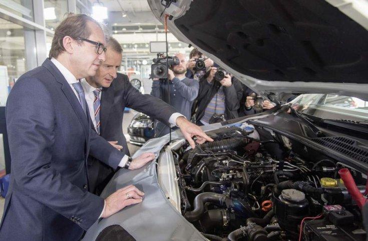 Volkswagen dízelbotrány kivizsgálás