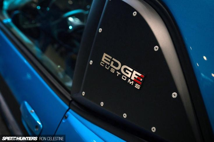 Dodge Challenger Edge Customs felirat