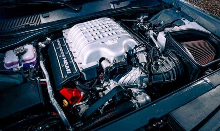 Dodge Challenger Demon V8