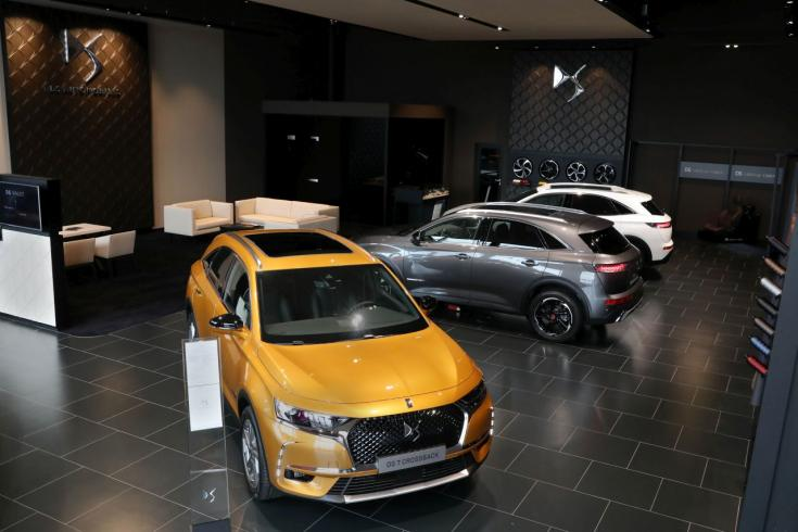 DS 7 Crossback – DS Store