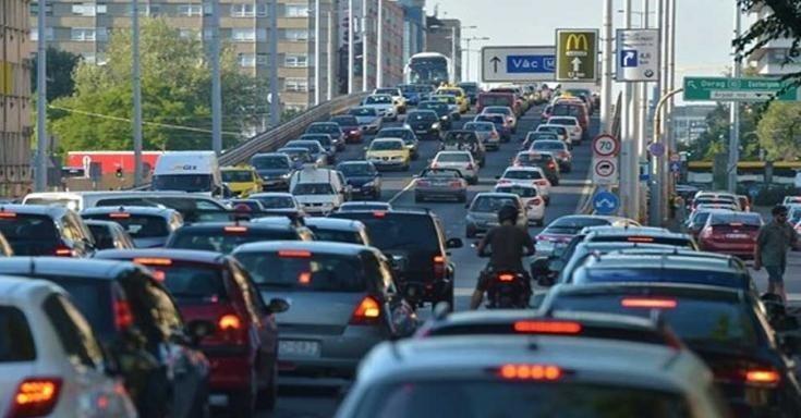 Budapesti forgalom