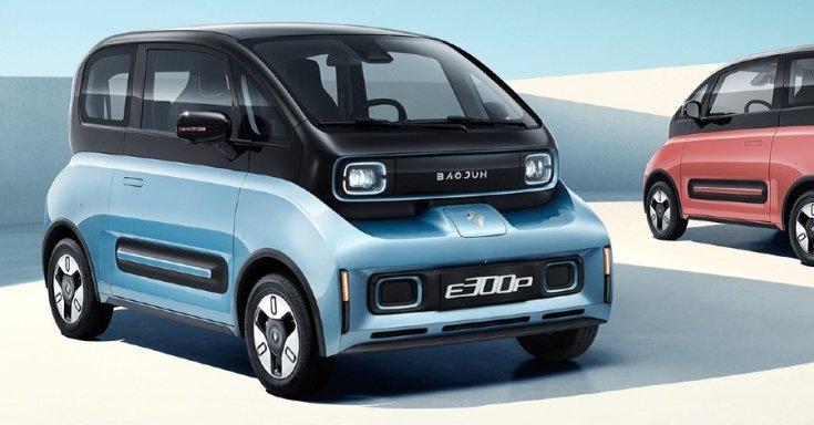 Elektromos autó Kínából
